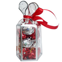 Deliver Home Made Assorted Chocolates
