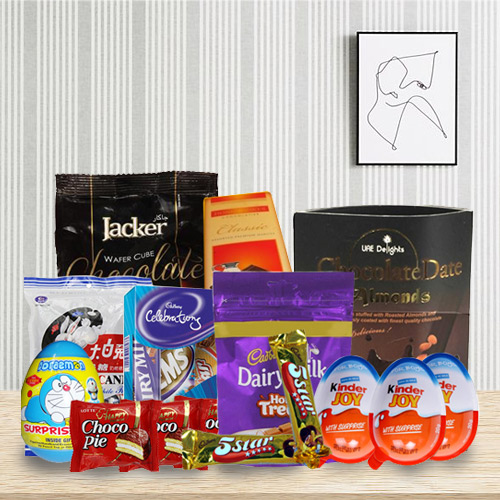 Delicious Chocolate Hamper