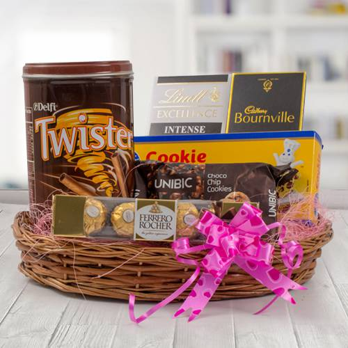 Wonderful Chocolate Hamper