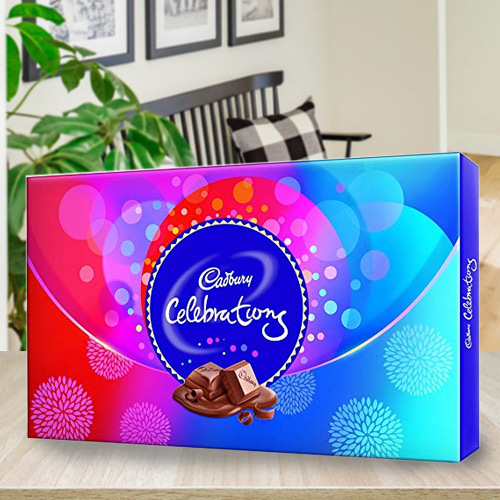 Mouth-Watering Cadbury Celebration Pack