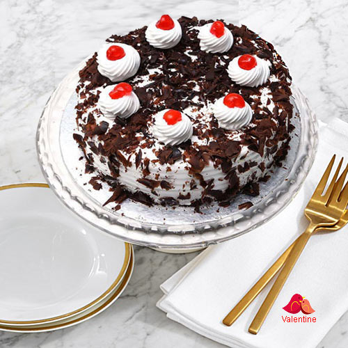 Black Forest Cake From 5 Star Hotel Bakery