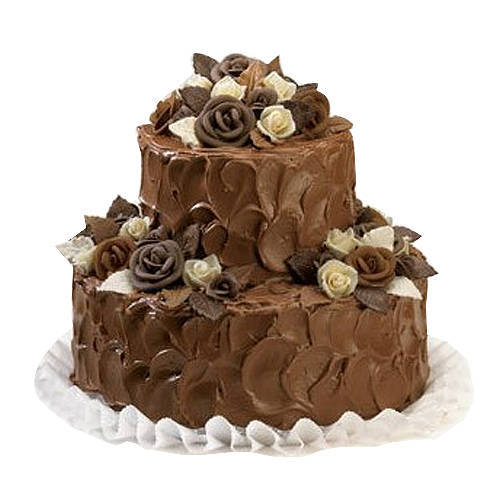 Marvellous Two tier Cake