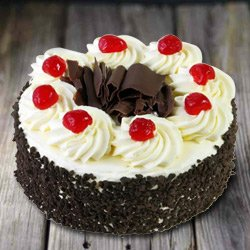 Delectable 2.2 Lb Black Forest Cake from 3/4 Star Bakery