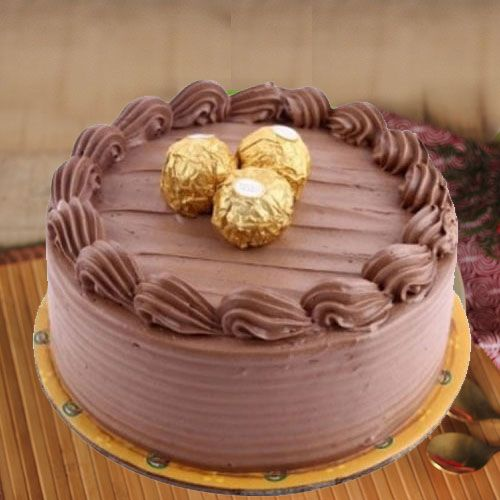 Ferrero Rocher Chocolate Cake