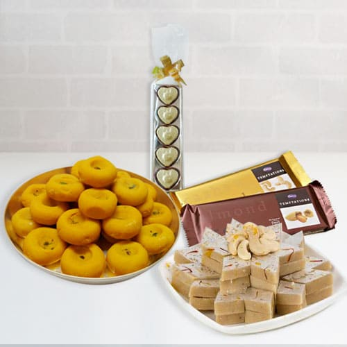 Tasty Festive Celebration Gift Hamper
