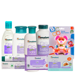 Wonderful Baby Care Items from Johnson