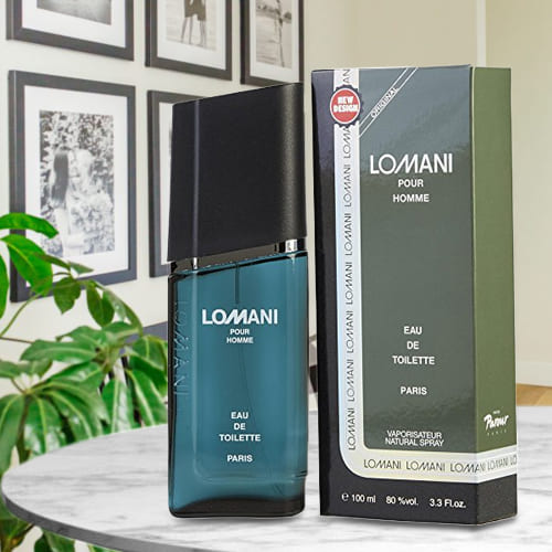Amazing Lomani Pour Homme Perfume for Men