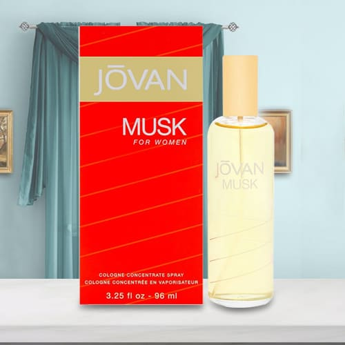 Lovely Jovan Musk Cologne for Women
