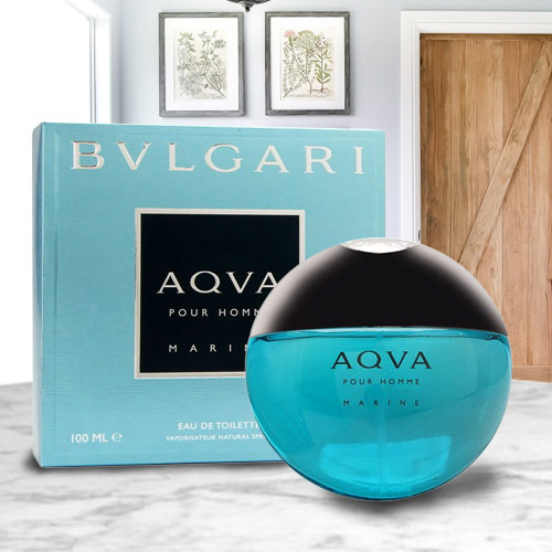 Special Bvlgari Aqva Marine for Men