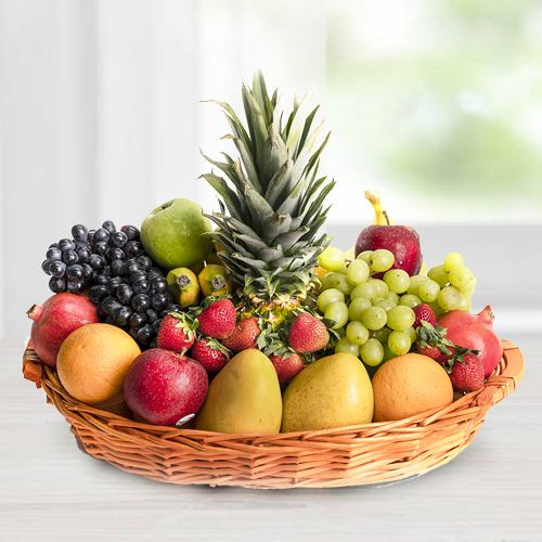 Yummy Mixed Fruits Basket