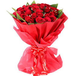 Premium Memorable Premium Bouquet of Dutch Roses