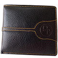 Crasis Suiting Gents Leather Wallet from Rich Born