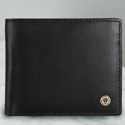 Amazing Black Gents Leather Wallet from Cross
