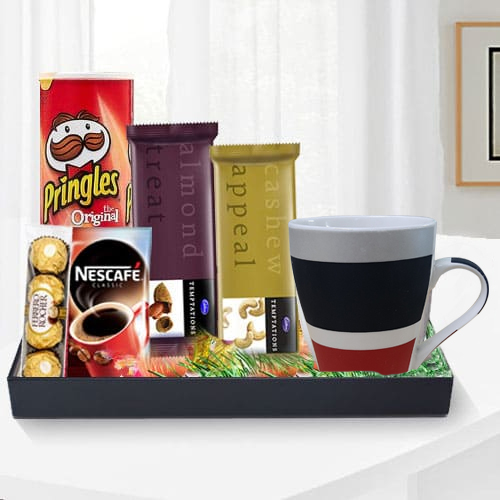 Delightful Hamper  for Him
