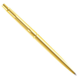 Luscious Parker's Classic Gold Ball Pen