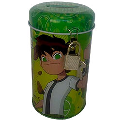 Disney Ben 10 Coin Bank