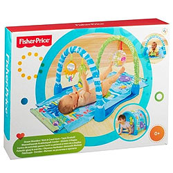 Excellent Fisher Price Kick N Crawl Gym