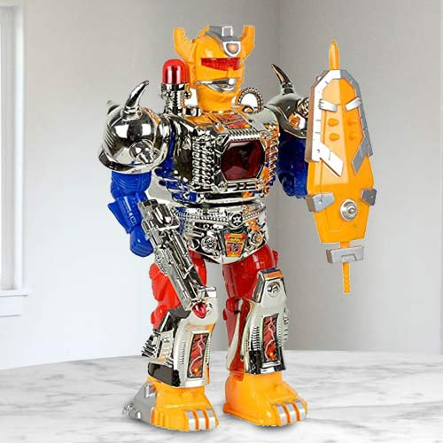 Battery Operated Walking  Robot