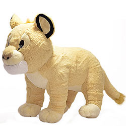 Soft and Cute Lion Cub Soft Toy