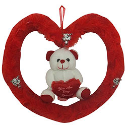 Exclusive Teddy in Romantic Heart