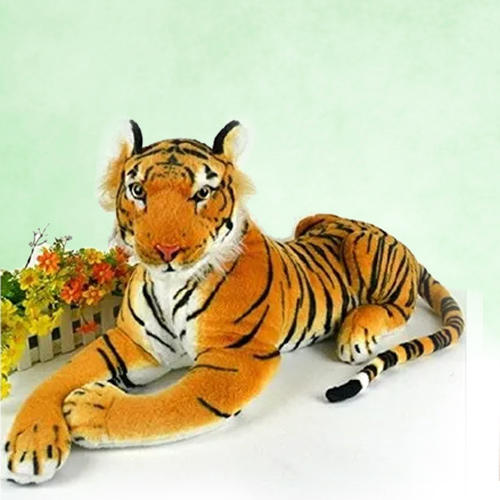 Fantastic Tiger Soft Toy