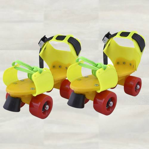 Exclusive Roller Skates with Front Brake