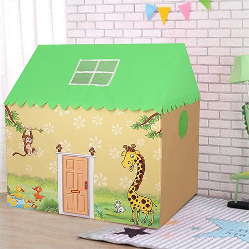 Special Animal Printed My Tent House for Kids