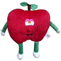 Wonderful Apple Soft Toy