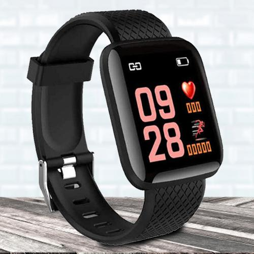 Marvelous HUG PUPPY Bluetooth Fitness Smart Watch